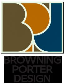 Browning Porter Design Logo